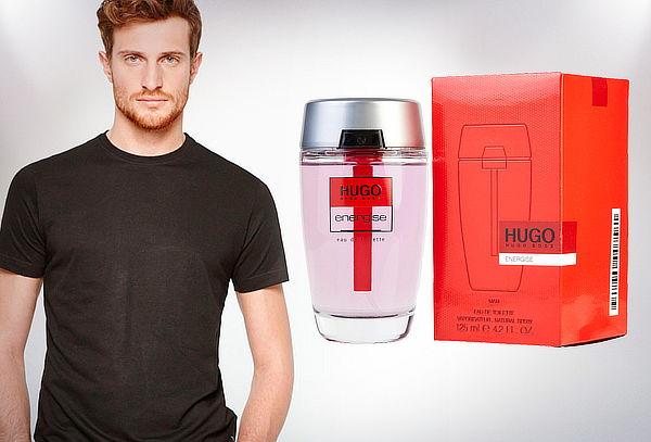 Perfume Energise de Hugo Boss de 125 ml