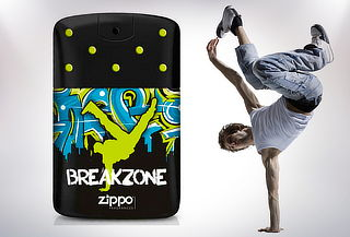 Perfume Zippo Breakzone 75 ml Hombre