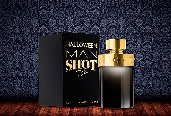 Perfume Halloween Shot Man 125 ml para hombre