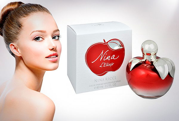 Perfume Nina Ricci 80 ml Mujer