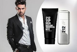 212 VIP Set Perfume + Gel de Ducha 100 ml
