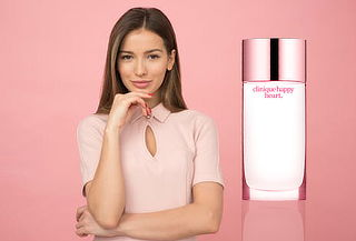 Perfume Happy Heart Clinique Mujer 100ml