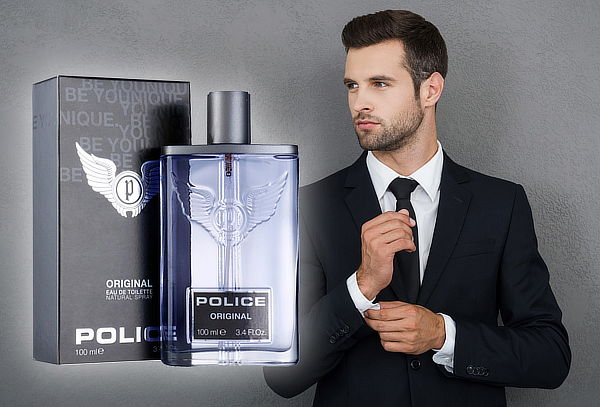 Perfume Police Original EDT 100 ml Hombre