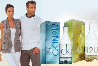 Perfume CK In2u 100 ml Hombre o Mujer