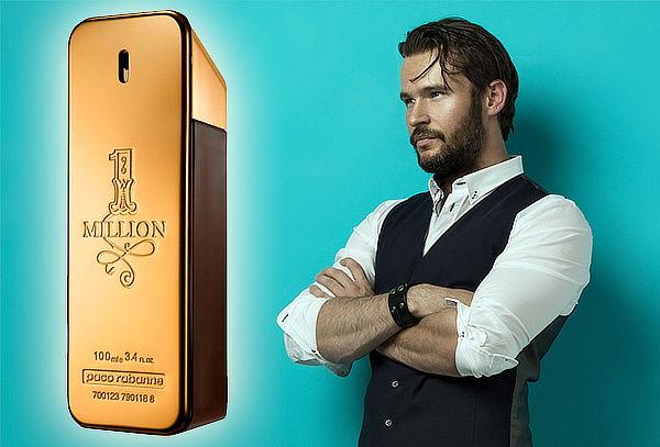 Perfume 1 Million de Paco Rabanne 100 ml Hombre