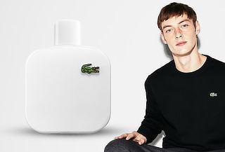 Perfume Hombre Lacoste Le Blanc 50ml EDP