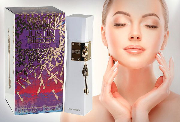 Perfume The Key Edp Justin Bieber 100 ml Mujer