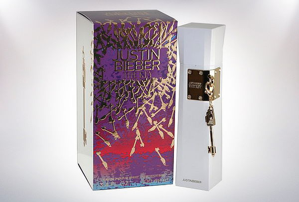 Perfume The Key Edp Justin Bieber 100 ml Mujer