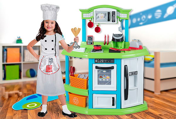 Mi Primera Cocina Profesional