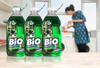 9 LITROS Detergentes Líquido Bio Frescura Bosque Nativo