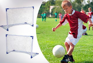 Arcos de Futbol de PVC Armable
