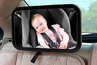 Espejo Retrovisor de Seguridad para Bebés