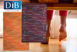 Pack de 2 bajadas de cama modelo Rainbow Dib
