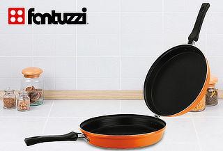 Sartén Dúo Tortilla Gourmet, Marca Fantuzzi