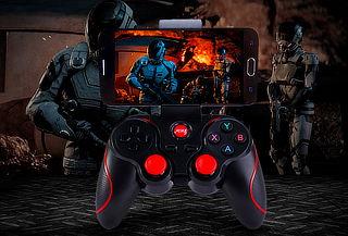 Control Joystick Bluetooth para Celular Android
