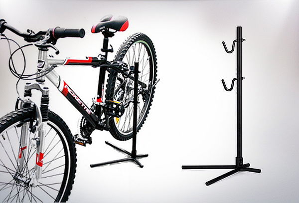 Soporte, Pedestal y Atril para bicicleta