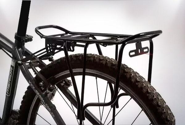 Parrilla para Bicicleta de Aluminio