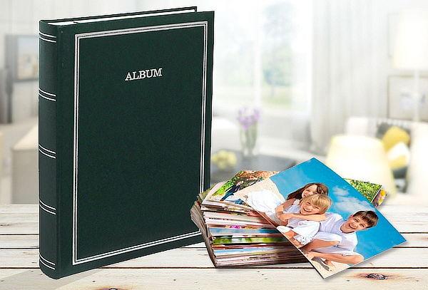 Pack de 2 Álbumes Pergamino de 100 Páginas Blancas