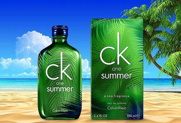 CK One Summer 100 ml unisex