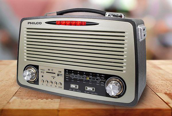 Radio VT429 Vintage Bluetooth