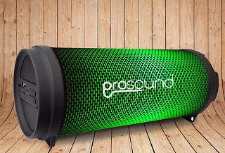 Parlante Bazooka Prosound Bluetooth Led PX-85