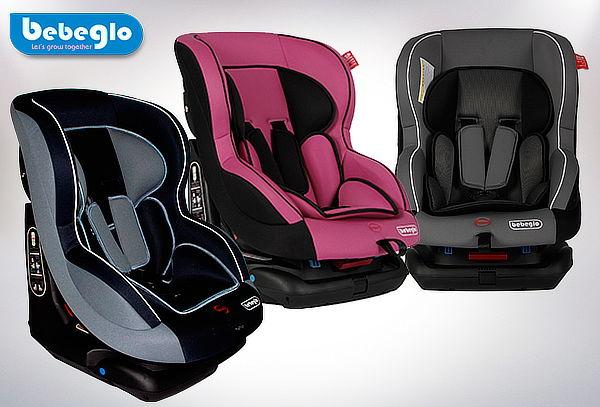 Silla de Auto Convertible Bebeglo LB-586, 3 colores