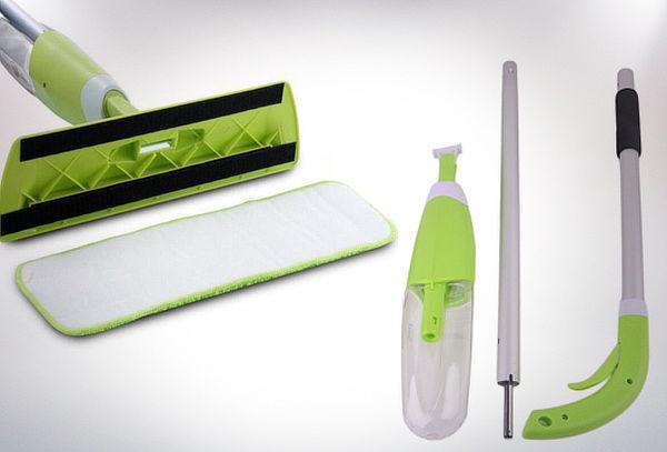 Mopa Limpieza Efectiva con Spray
