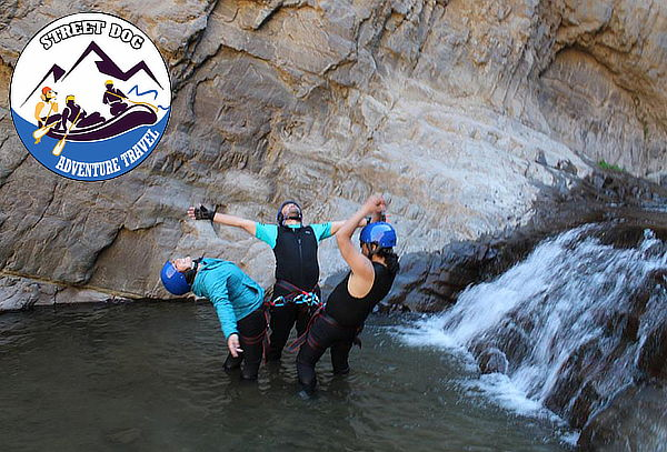 Cajón del Maipo: Canyoning + Trekking + Snack
