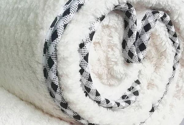 Set de 7 Baño Toallas Blancas Premium