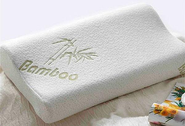Almohada de Bambú Viscoelástica con Memoria