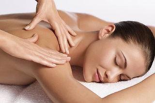 Masaje  de Relajación + drenaje linfático facial