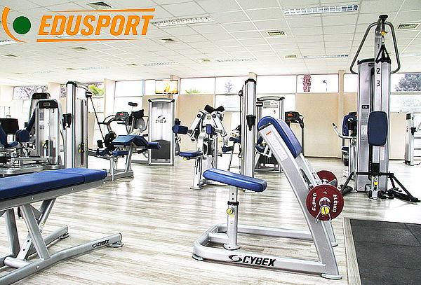 Acceso Libre a Gimnasio Edusport, Vitacura