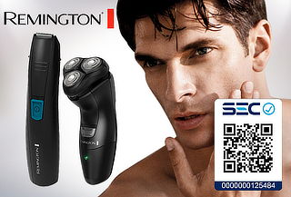 Afeitadora Rotativa Power Series Remington