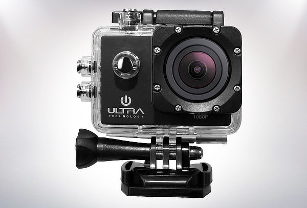 Sport cámara 1080p WIFI negra ULTRA, modelos a elección