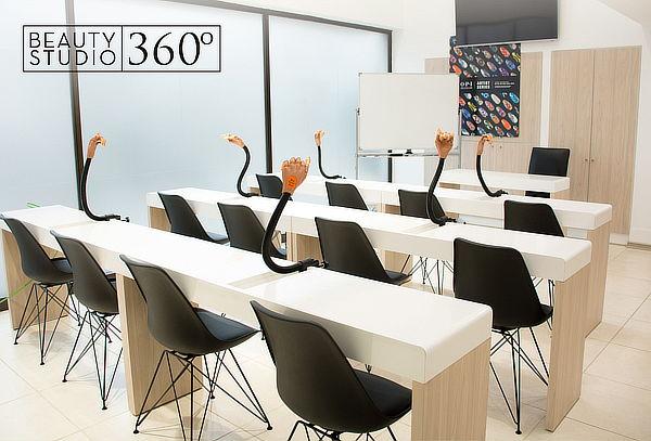 Curso de Aplicación de Pestañas en Beauty Studio 360