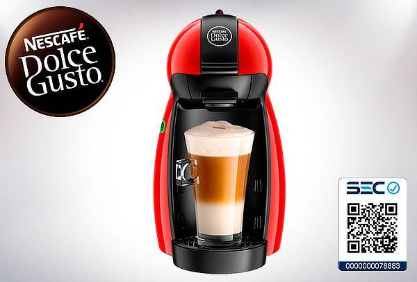 Cafetera Nescafé Dolce Gusto Piccolo