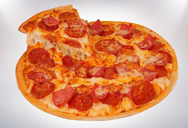 Telepizza: Pizza Familiar Pepperoni