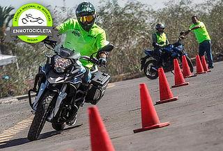 Curso Express de Moto Urbana o Moto Scooter