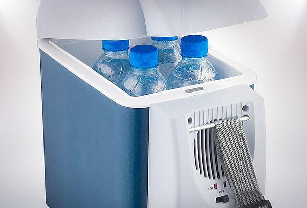 Cooler Eléctrico Portátil  7,5 Litros