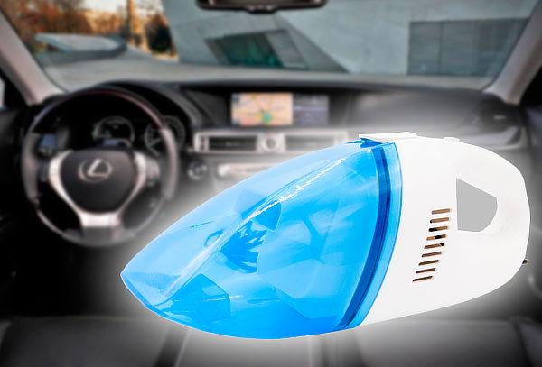Aspiradora Compacta para Automóvil