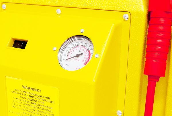 Partidor de Emergencia con Compresor de Aire para Vehículo