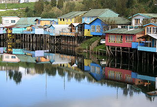 Sur de Chile y Chiloé: Ticket bus, 7 noches, Desayunos y más