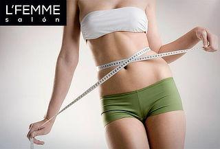 L'Femme: Tratamiento Reductivo + Drenaje Linfático