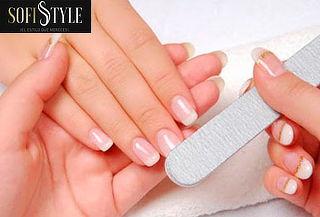 Manicure Tradicional o Permanente con Opción a Pedicure