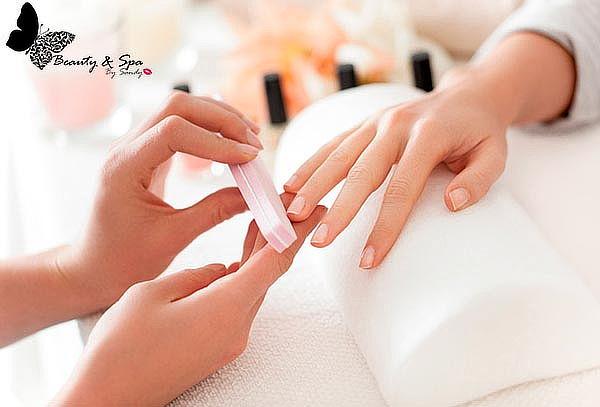 Spa de Manos + Manicure Express o Completa con opción