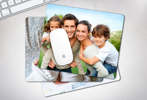 Mouse Pad con Fotografía Personalizada