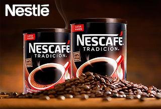 Pack 2 Tarros de Nescafé Tradición de 400 g