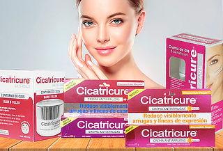 Pack Cicatricure crema + Beauty care + Contorno de ojos,