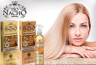 Pack Tío Nacho Shampoo + Acondicionador Aclarante