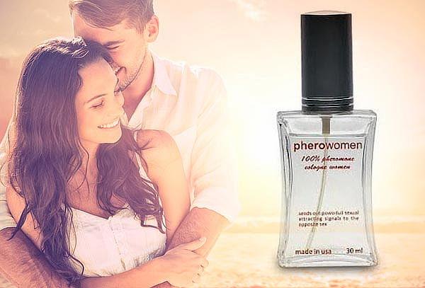 Perfume de Feromonas Pherowomen